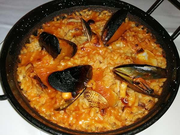 Paella veneziana